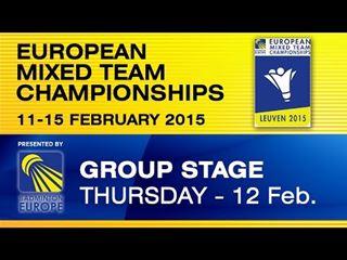 België - Engeland #EMTC15