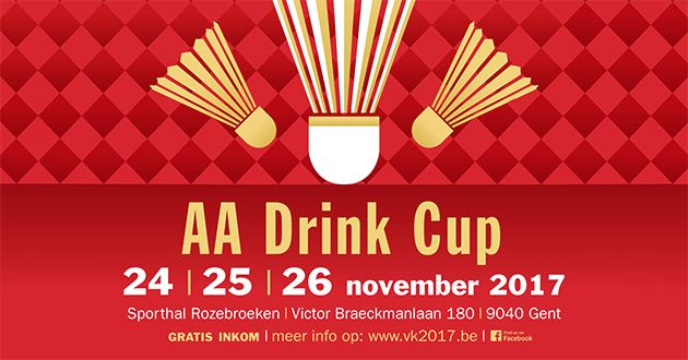 AA-Drink Cup 2017