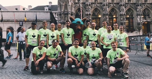 Loop mee met de Leuven Night Run